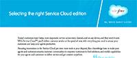 Service Cloud datasheet