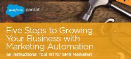 Cinco pasos para que su empresa crezca con la automatización de marketing