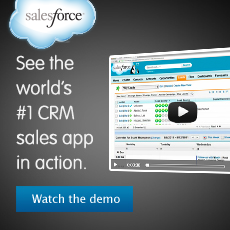 See the world's #1 CRM sales app in action.