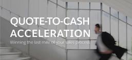 Quote-to-Cash Acceleration E-book