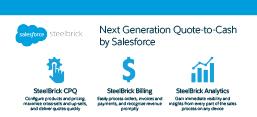 SteelBrick Quote-to-Cash Datasheet
