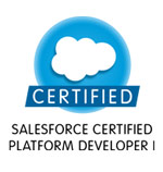 Platform Developer I Salesforce Certification icon
