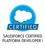 Platform Developer I Salesforce Certification icon