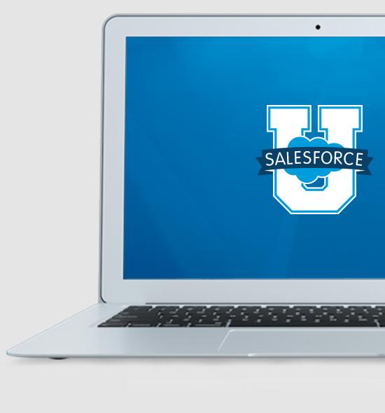 Salesforce University training
