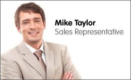 Mike Taylor, säljare