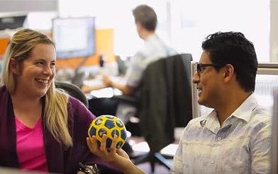 Diversity at Salesforce
