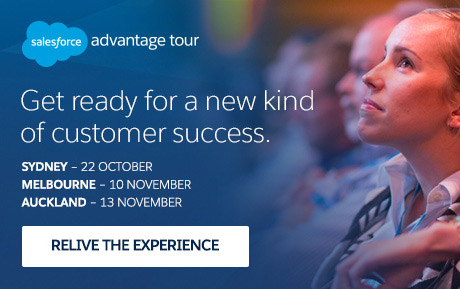Salesforce Advantage Tour 2015