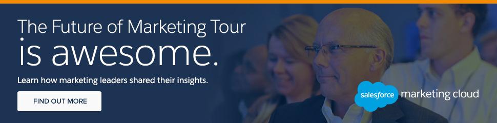 Salesforce World Tour 2015