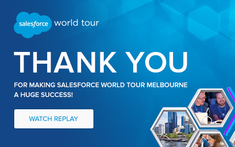 Salesforce World Tour 2015