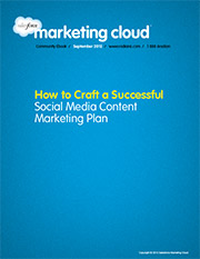How to Create a Successful Social Media Content Marketing Plan for your Business