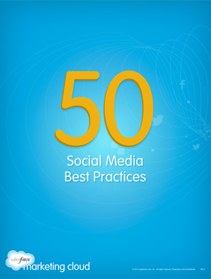 Ebook 50 Social Media Best Practices