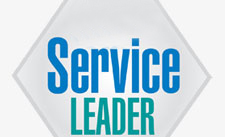 CRM 2011 Service Leader Award