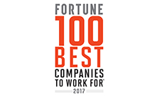 Salesforce is on Fortune's 100 Best Companies to Work for 2017