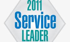 Prix Leader du service CRM 2011