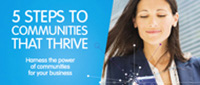 eBook: 5 Steps to Communities that Thrive
