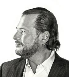 マーク・ベニオフ