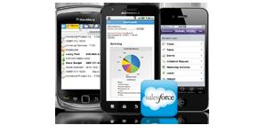 Salesforce 모바일