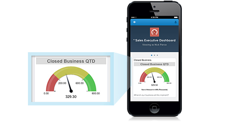 salesforce mobile app