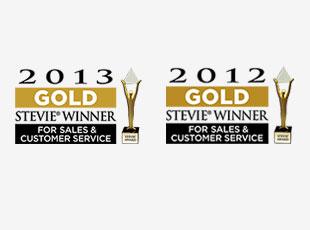 Extreme Networks Stevie Award Winner