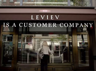 LEVIEV Extraordinary Diamonds