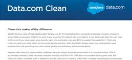 Data.com Clean