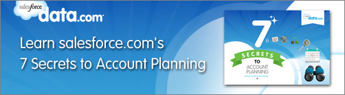 Salesforce.com's 7 Secrets to Account Planning