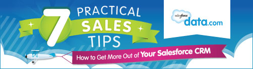 7 Practical Sales Tips from salesforce.com