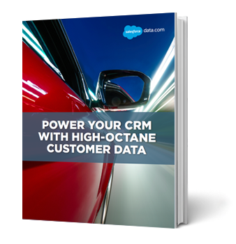 Power Your CRM with High-Octane Customer Data