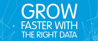 Grow faster with the right data