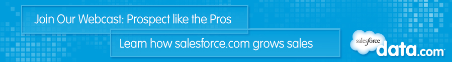 Prospect like the pros at salesforce.com