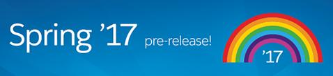Spring'17 pre-release
