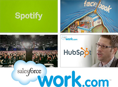 Salesforce Work.com videos