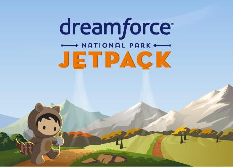 The Dreamforce Jetpack 2017