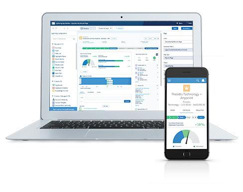 Salesforce Platform demo