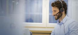 Solution CRM pour centres d'appels
