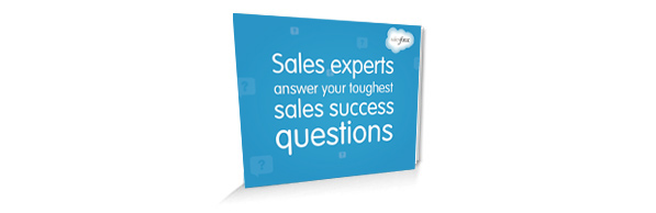 Sales Experts Question e-book