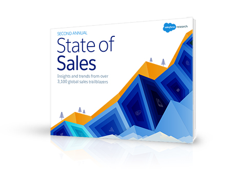 Salesforce's State of Sales report