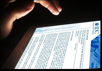 IDC white paper on iPad