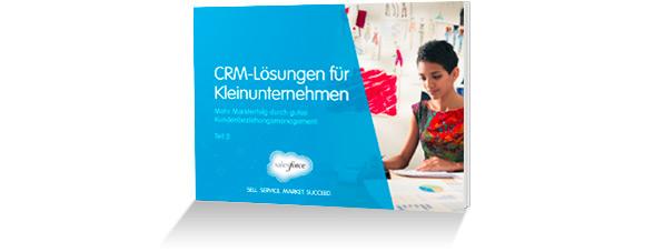 E-Book: CRM-Lösungen für Kleinunternehmen