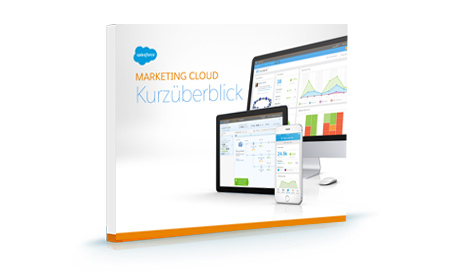 Marketing Cloud-Kurzüberblick