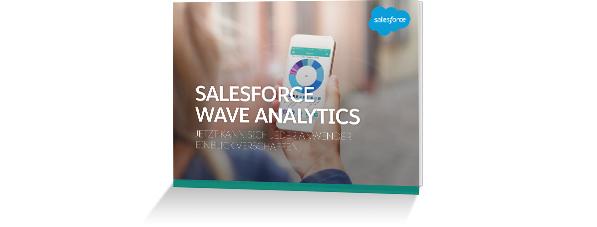 Einführung in das neue Salesforce WaveAnalytics