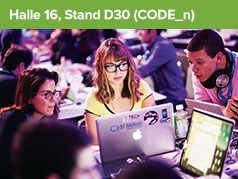 Code_n, Halle 16, Stand D30