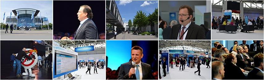 Fotos der Salesforce1 World Tour München