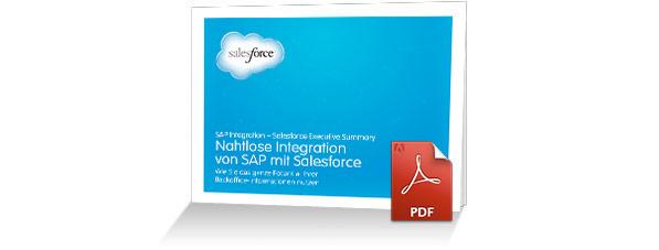Nahtlose Integration von SAP mit Salesforce