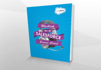 Kurzüberblick über die Service Cloud von Salesforce