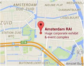 RAI in Amsterdam