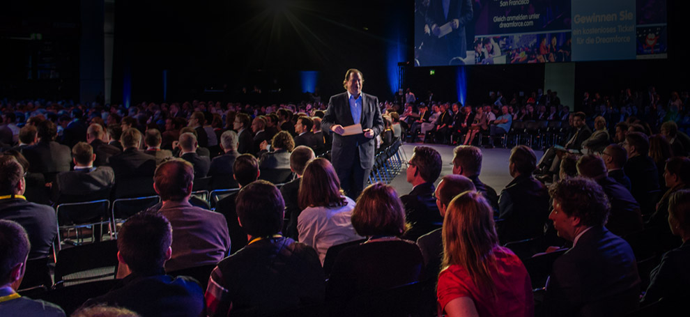 Salesforce World Tour Munich 2015