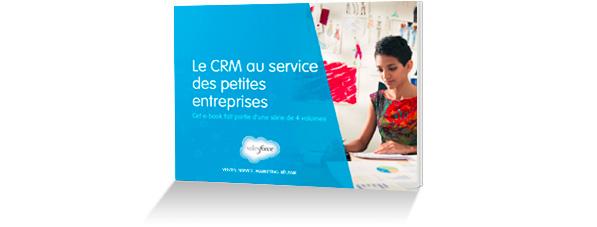 e-book LeCRM au service des petites entreprises