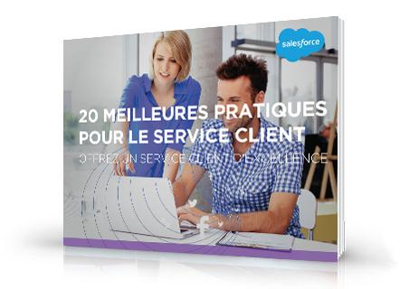 20 meilleures pratiques pour le service client