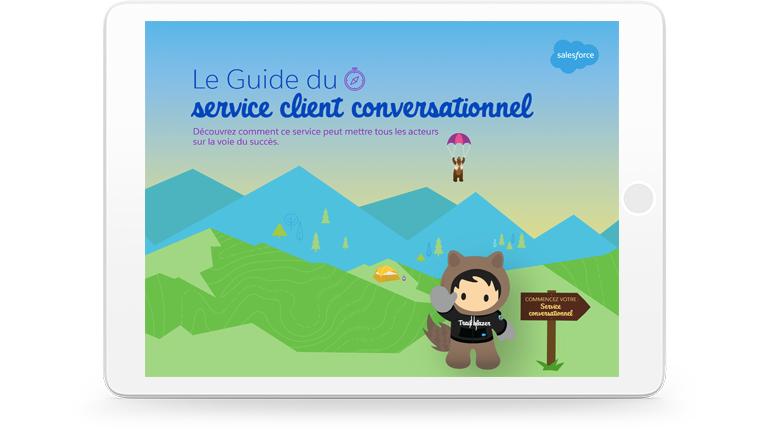Comment Salesforce vous aide à créer de nouvelles voies vers la réussite commerciale